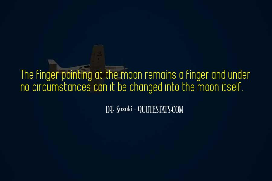 Pointing Finger Quotes #1251430