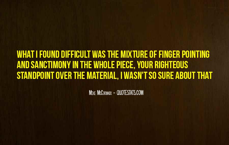 Pointing Finger Quotes #1267422