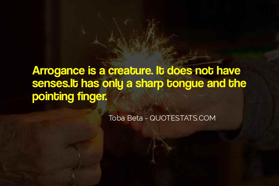 Pointing Finger Quotes #1313386
