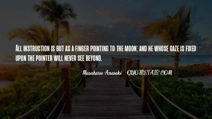 Pointing Finger Quotes #1530637
