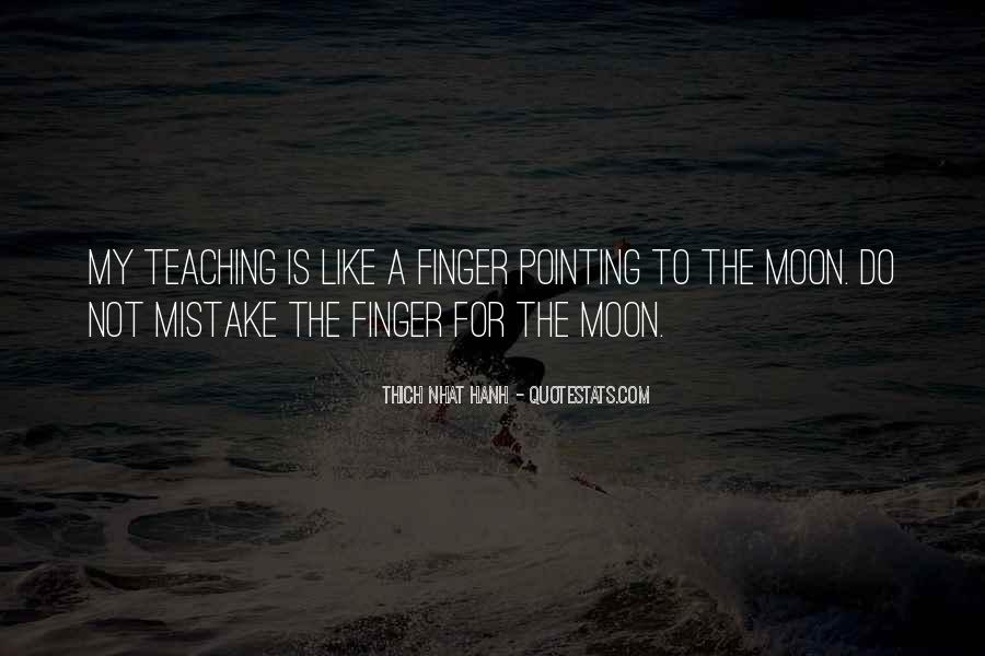 Pointing Finger Quotes #1867989