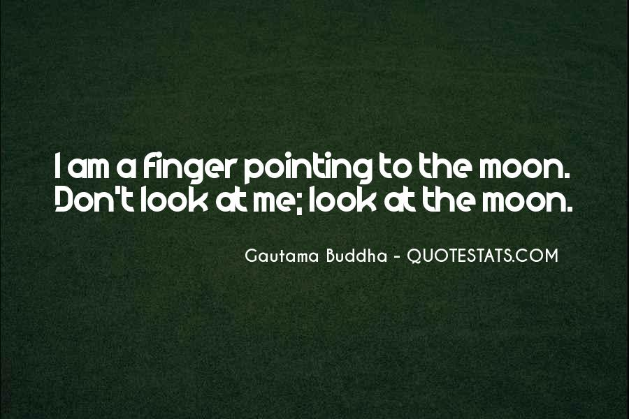 Pointing Finger Quotes #298045