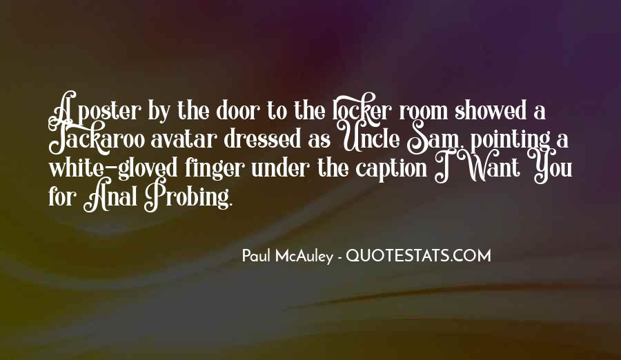 Pointing Finger Quotes #414333