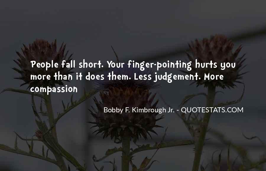 Pointing Finger Quotes #424523