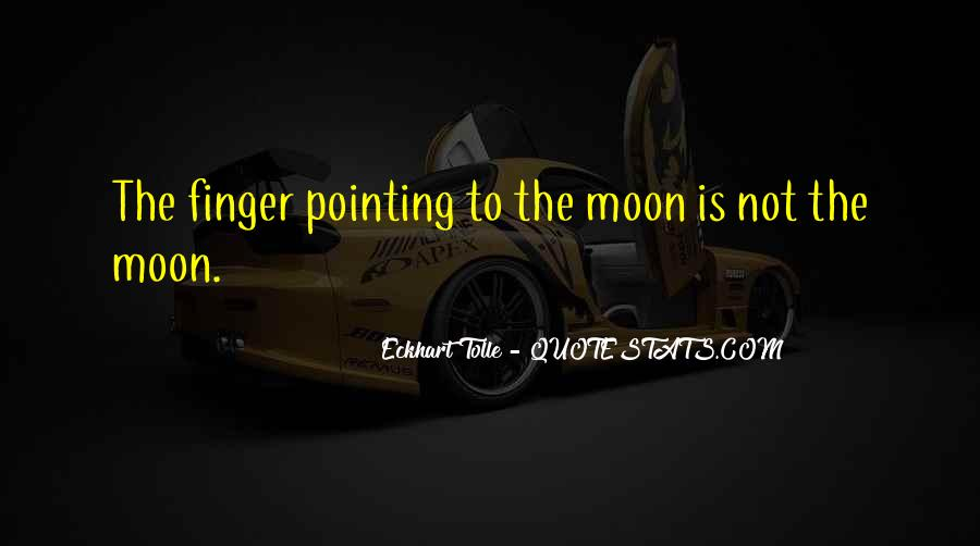Pointing Finger Quotes #475132