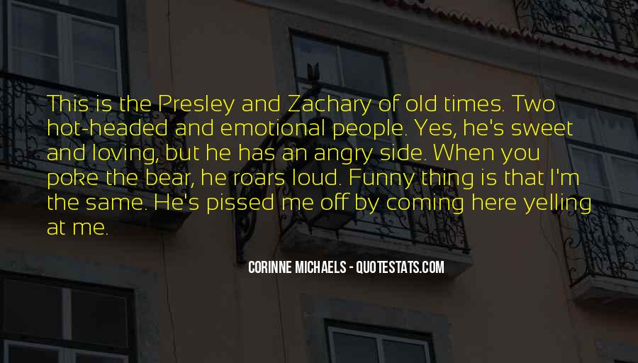 Poke The Bear Quotes #1793466