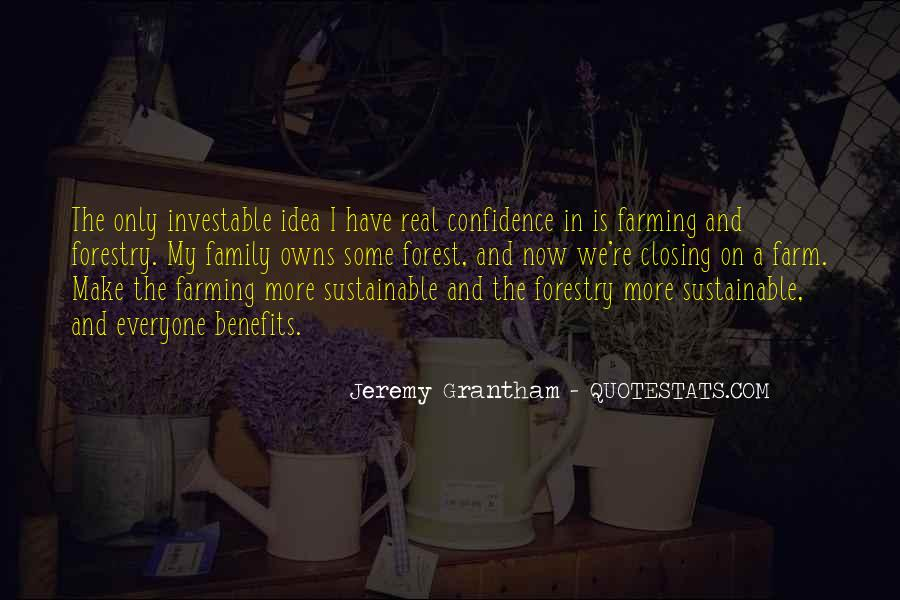 Quotes About Sustainable Farming #1720160