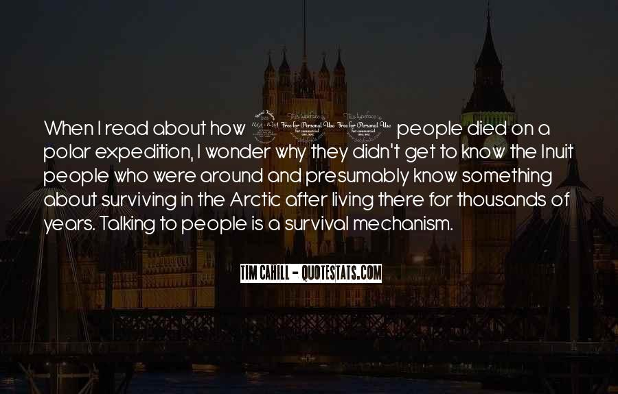 Polar Expedition Quotes #284503