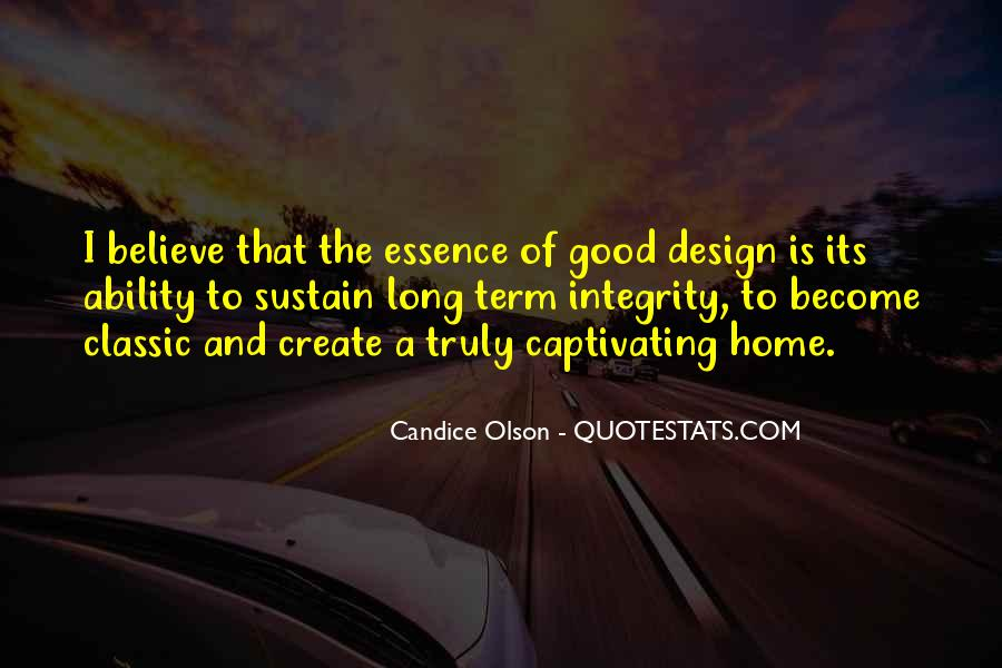 Quotes About Sustain #118366