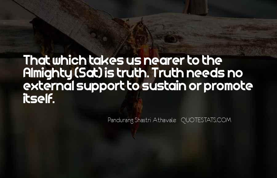 Quotes About Sustain #139075
