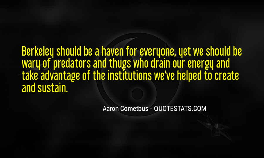 Quotes About Sustain #208332