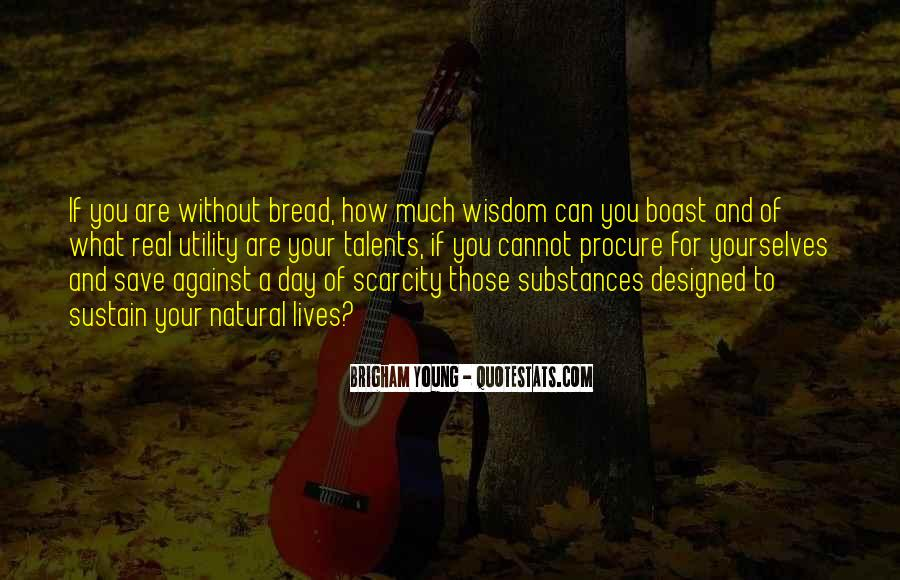 Quotes About Sustain #44310