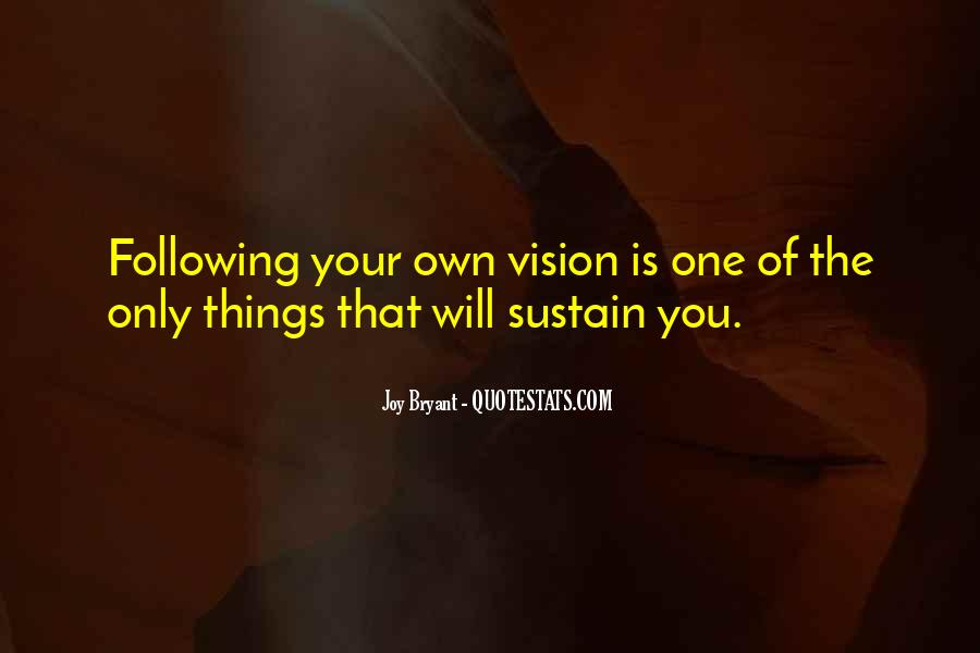 Quotes About Sustain #5042