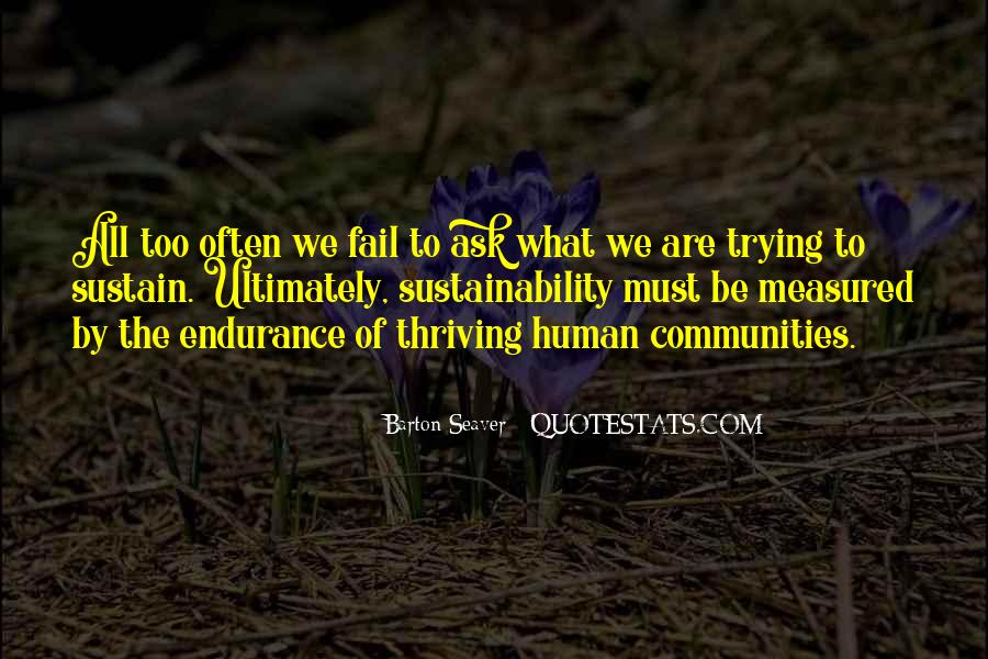 Quotes About Sustain #60642