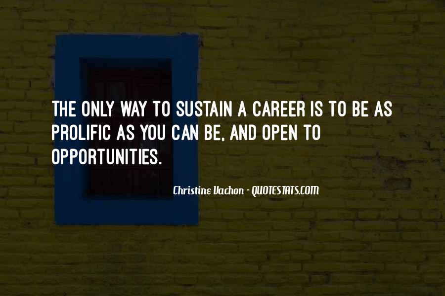 Quotes About Sustain #84927