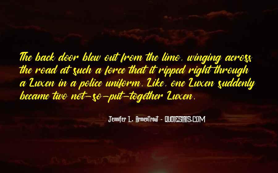 Police Uniform Quotes #683758