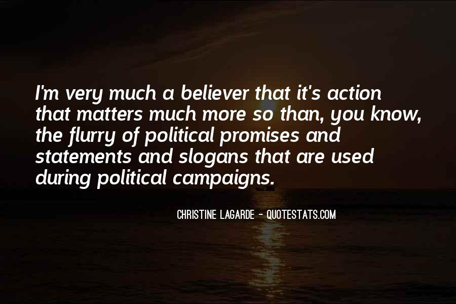 Political Action Quotes #1106502