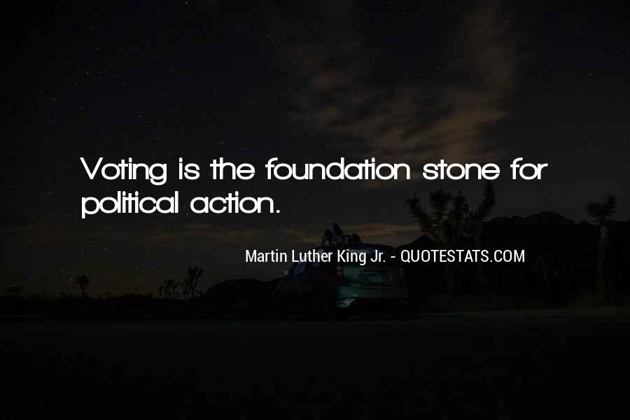 Political Action Quotes #1257010