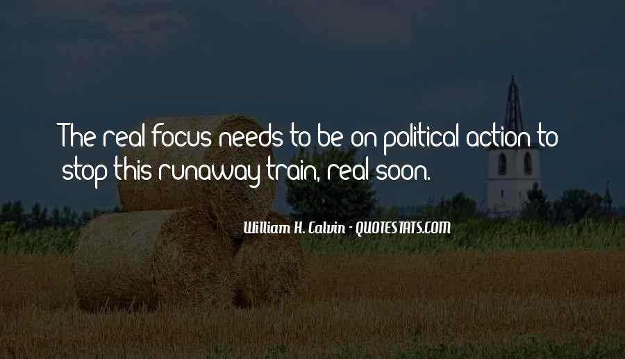 Political Action Quotes #1284454