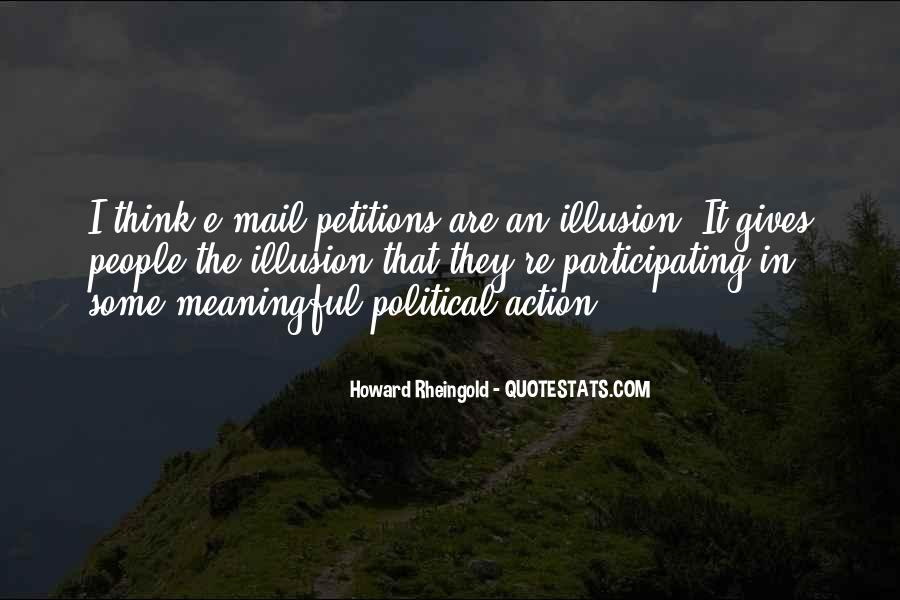 Political Action Quotes #1431524