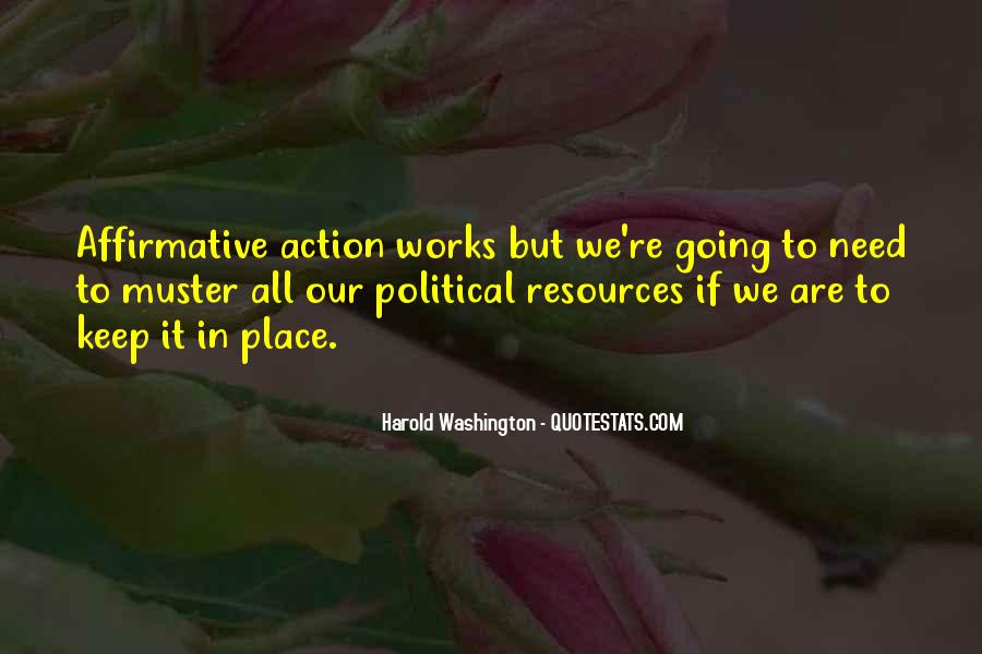 Political Action Quotes #15067