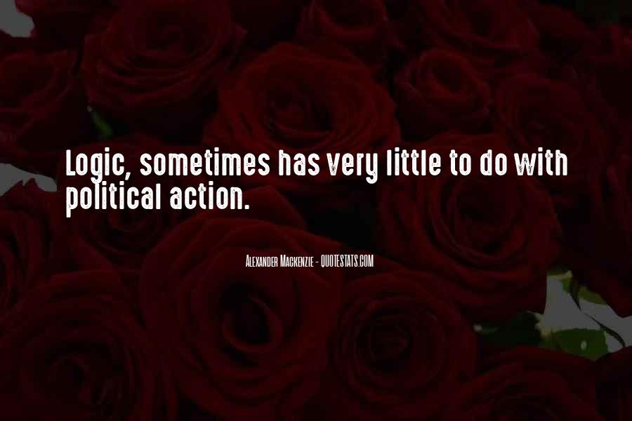 Political Action Quotes #152972