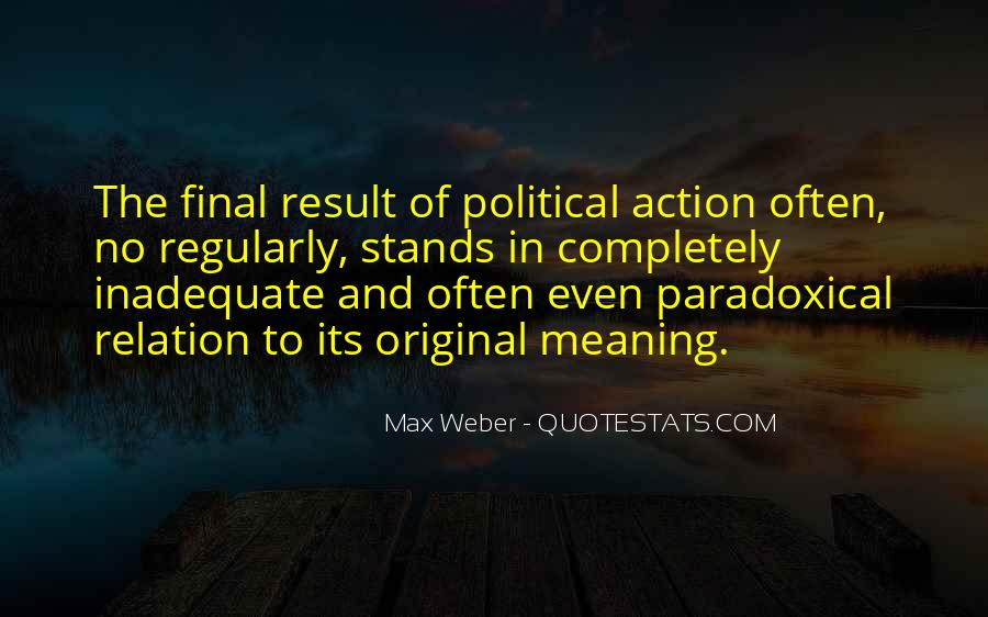 Political Action Quotes #173881