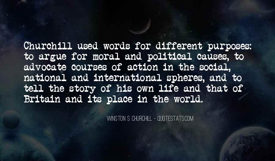 Political Action Quotes #175012