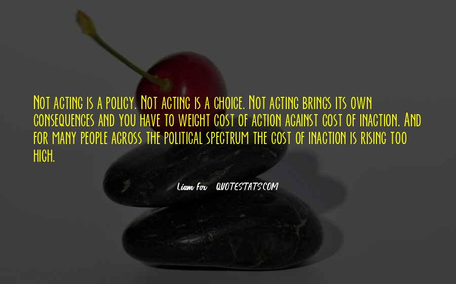 Political Action Quotes #325241