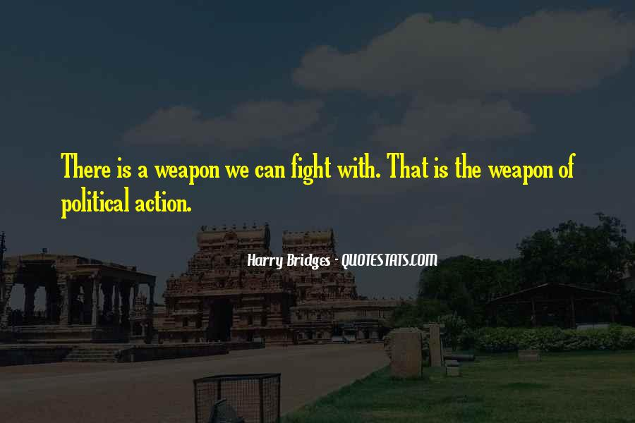 Political Action Quotes #39885