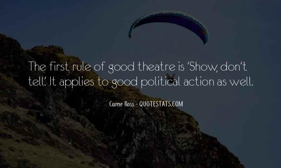 Political Action Quotes #456142