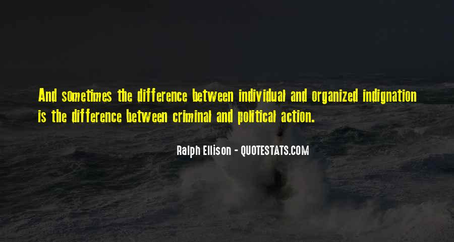 Political Action Quotes #511593