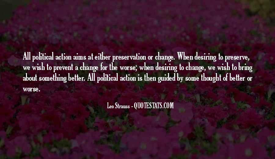Political Action Quotes #530036