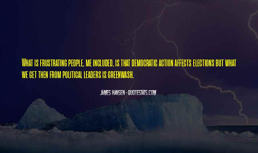 Political Action Quotes #627405