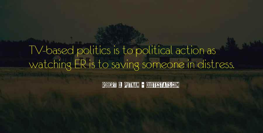 Political Action Quotes #665563