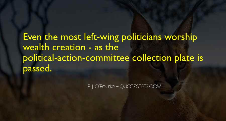 Political Action Quotes #681639