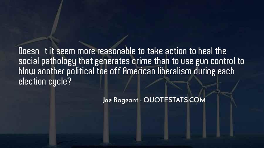 Political Action Quotes #813522