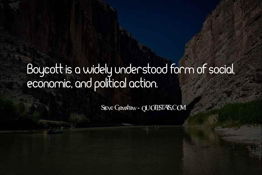 Political Action Quotes #846556