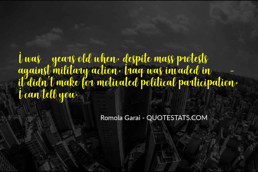Political Action Quotes #877231