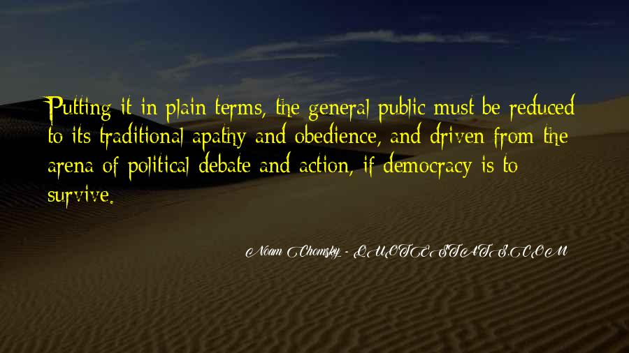 Political Action Quotes #93415