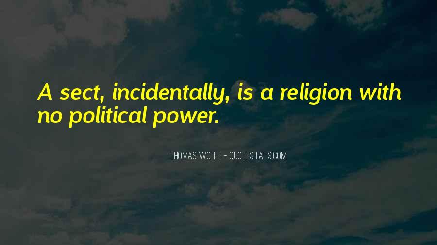Political Deceit Quotes #1820837