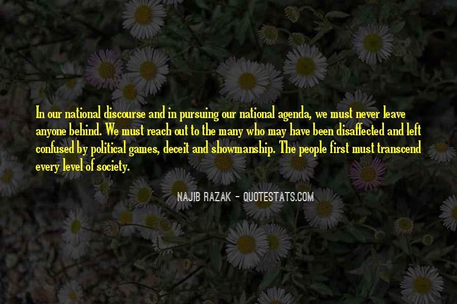 Political Deceit Quotes #833593