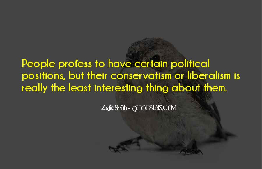 Political Liberalism Quotes #1477490