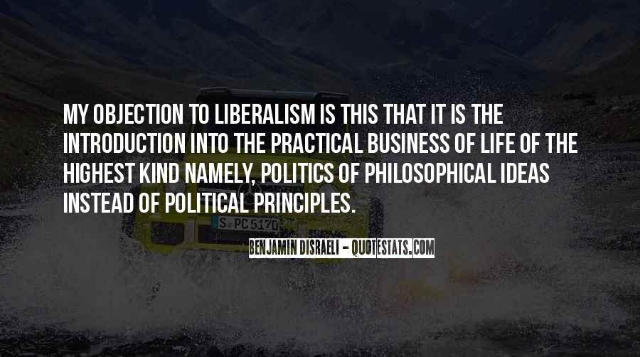Political Liberalism Quotes #171341