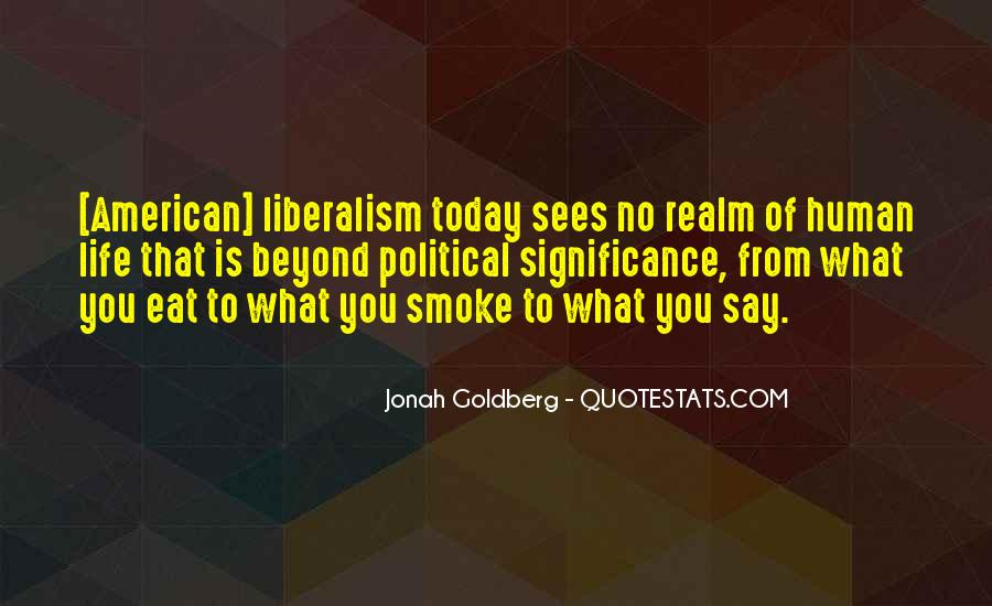 Political Liberalism Quotes #1787086