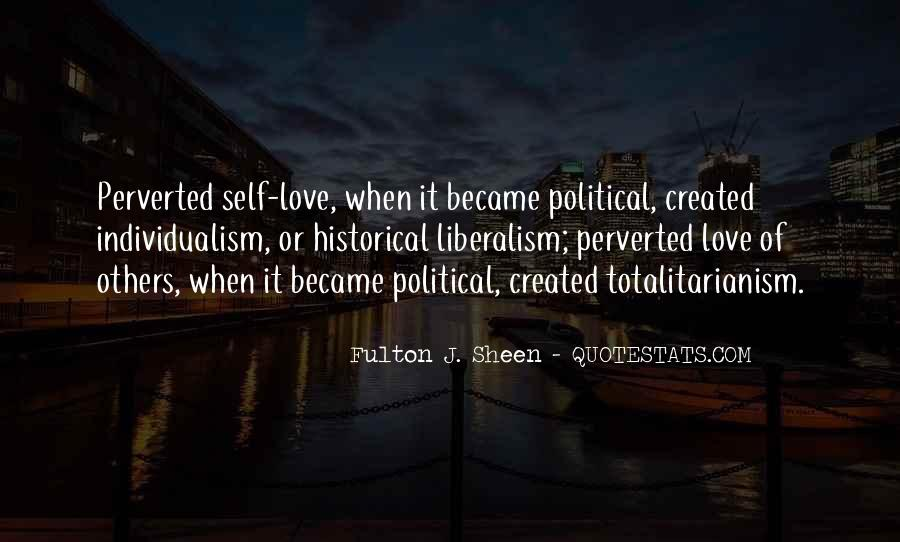 Political Liberalism Quotes #1797787