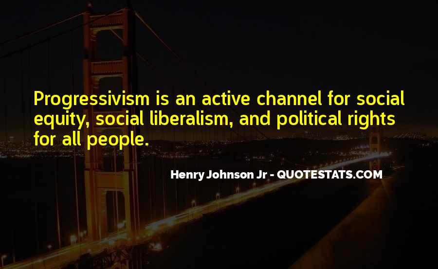 Political Liberalism Quotes #221374