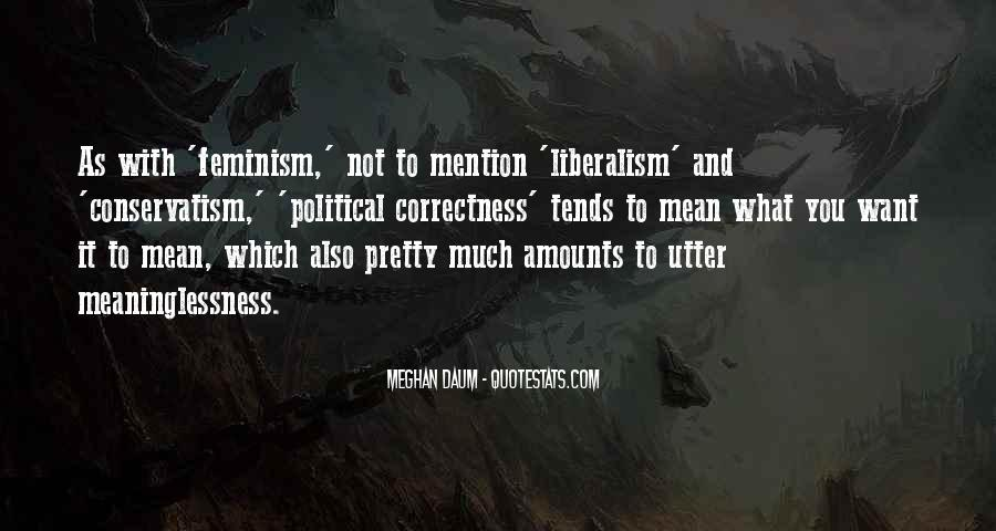 Political Liberalism Quotes #89813