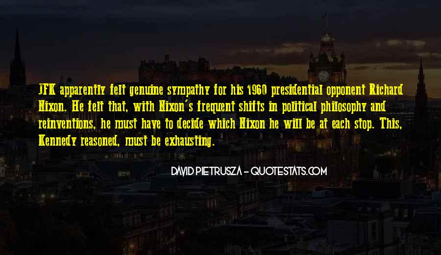 Political Opponent Quotes #1788907