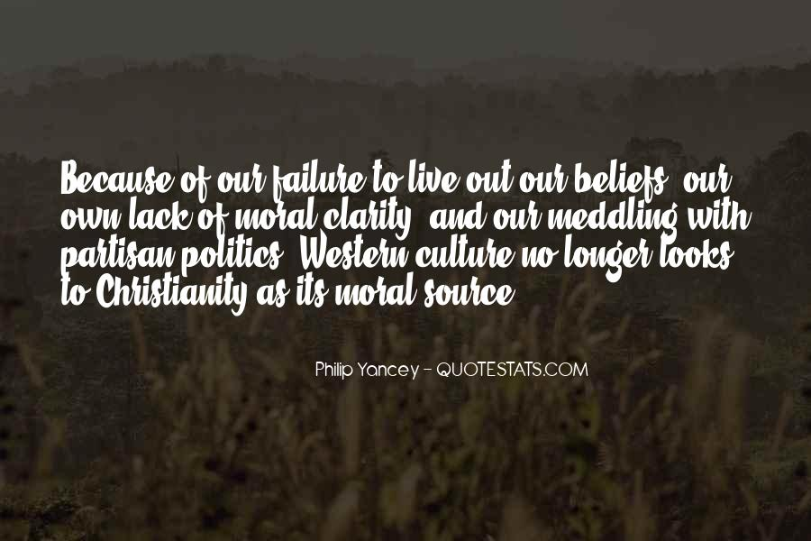 Politics And Christianity Quotes #1076697